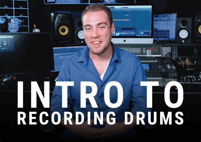 Recordeo - The Ultimate Guide To Recording Drums